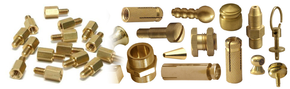 Brass Turned Parts Manufacturer