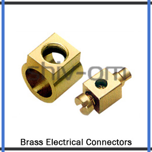 Brass Electrical Connectors Supplier