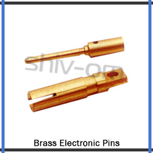 Brass Electronic Pins Exporter