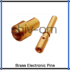 Brass Electronic Pins Supplier