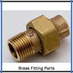 Brass Fitting Parts Exporter