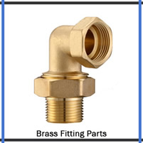 Brass Fitting Parts Manufacturer