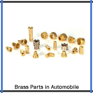 Brass Parts in Automobile Exporter