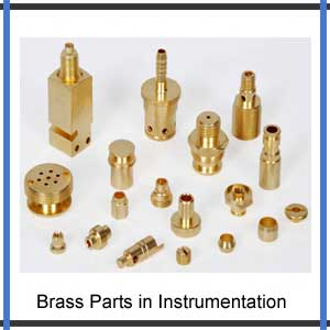 Brass Parts in Instrumentation Supplier