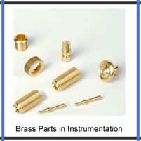 Brass Parts in Instrumentation Manufacturer