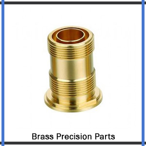 Brass Precision Parts Manufacturer