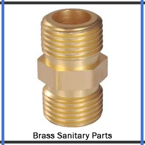 Brass Sanitary Parts India