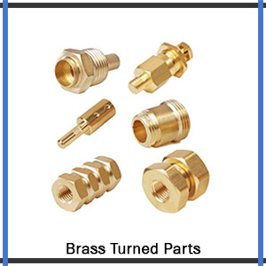 Brass Turned Parts Supplier