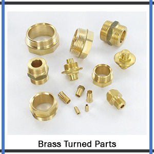 Brass Turned Parts Exporter